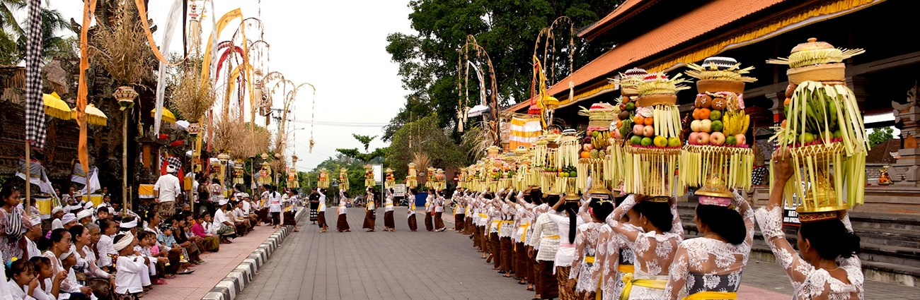 Balinese Procession